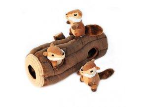 ZippyPaws - Veveričky v kmeni