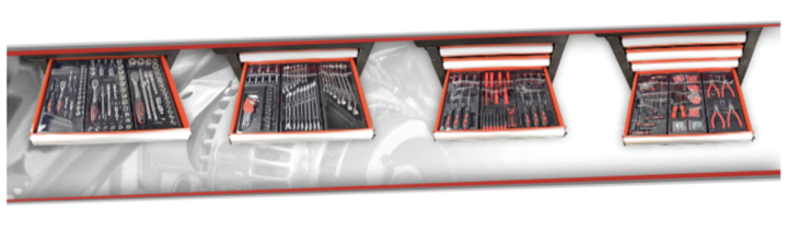 Dílenské vozíky a pojízdné skříně , jaké vybrat?