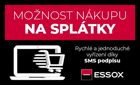 ESSOX nákup na splátky