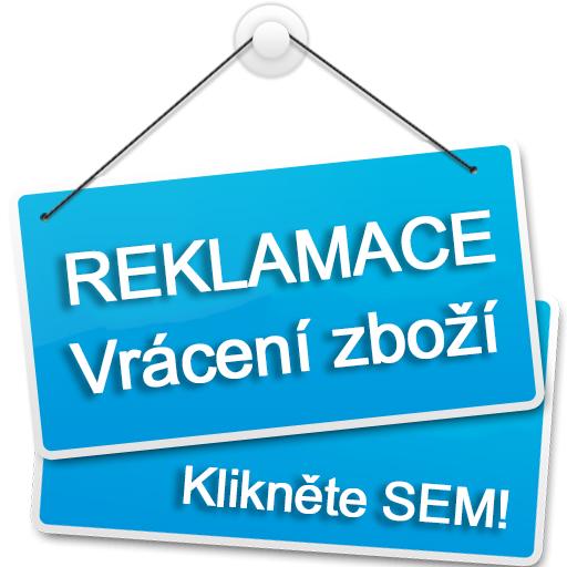 REKLAMACE - VRATKY