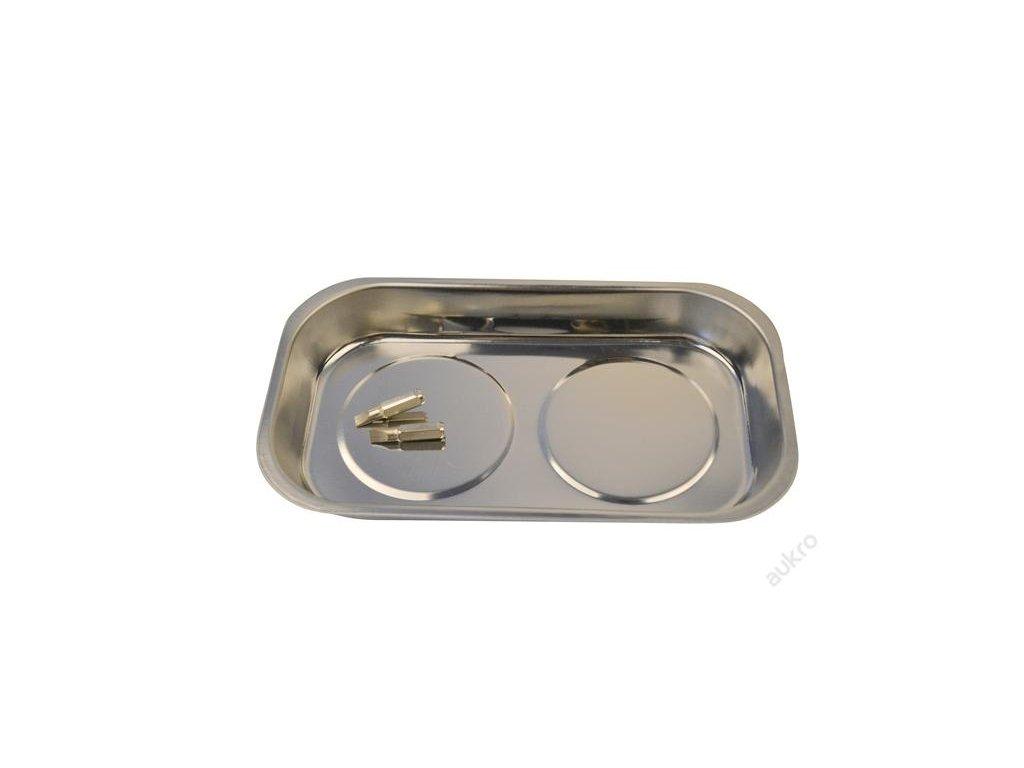 Obdelníková magnetická miska 225x150mm VBV240140