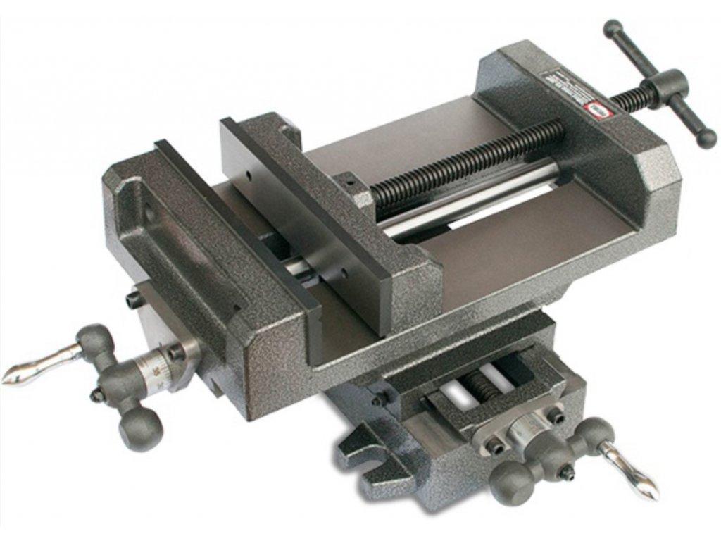 Strojní svěrák 125mm biaxiální