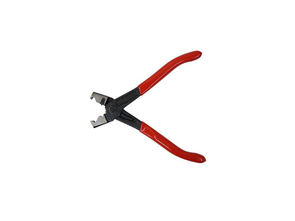 Kleště na hadicové pásky typu CLICK-R spony