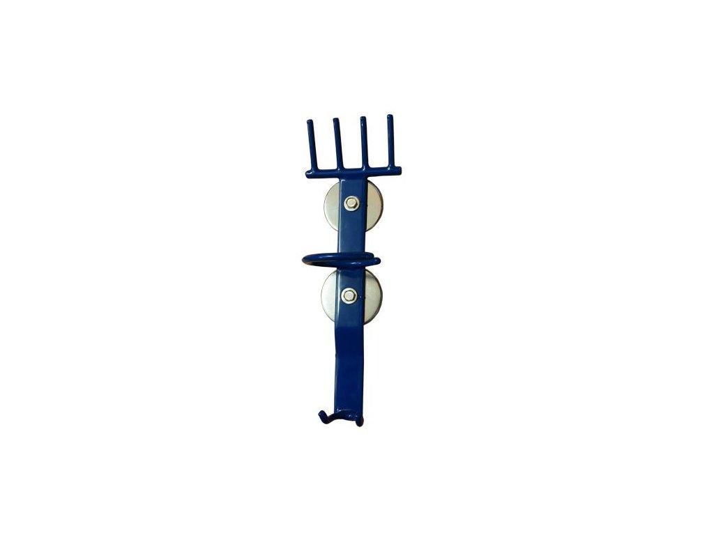 Držák magnetický na pneumatický utahovák a hlavice