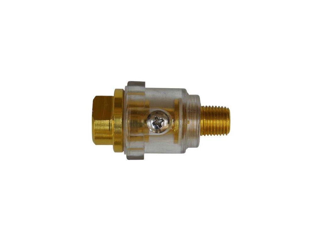 Přimazávač oleje, max. prac. tlak 6,2 bar