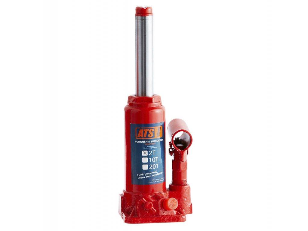 Hydraulický zvedák PT TOOLS LS-110 (2 tuny) 2,3kg