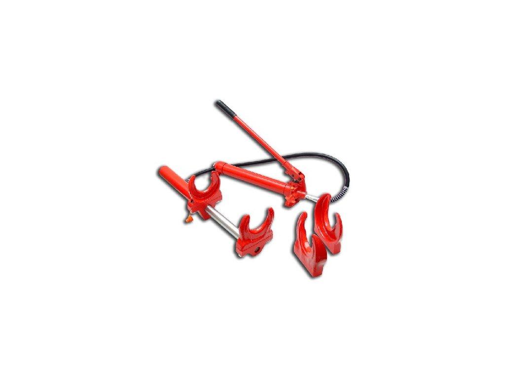 Hydraulický stlačovač pružin 1t, přenosný