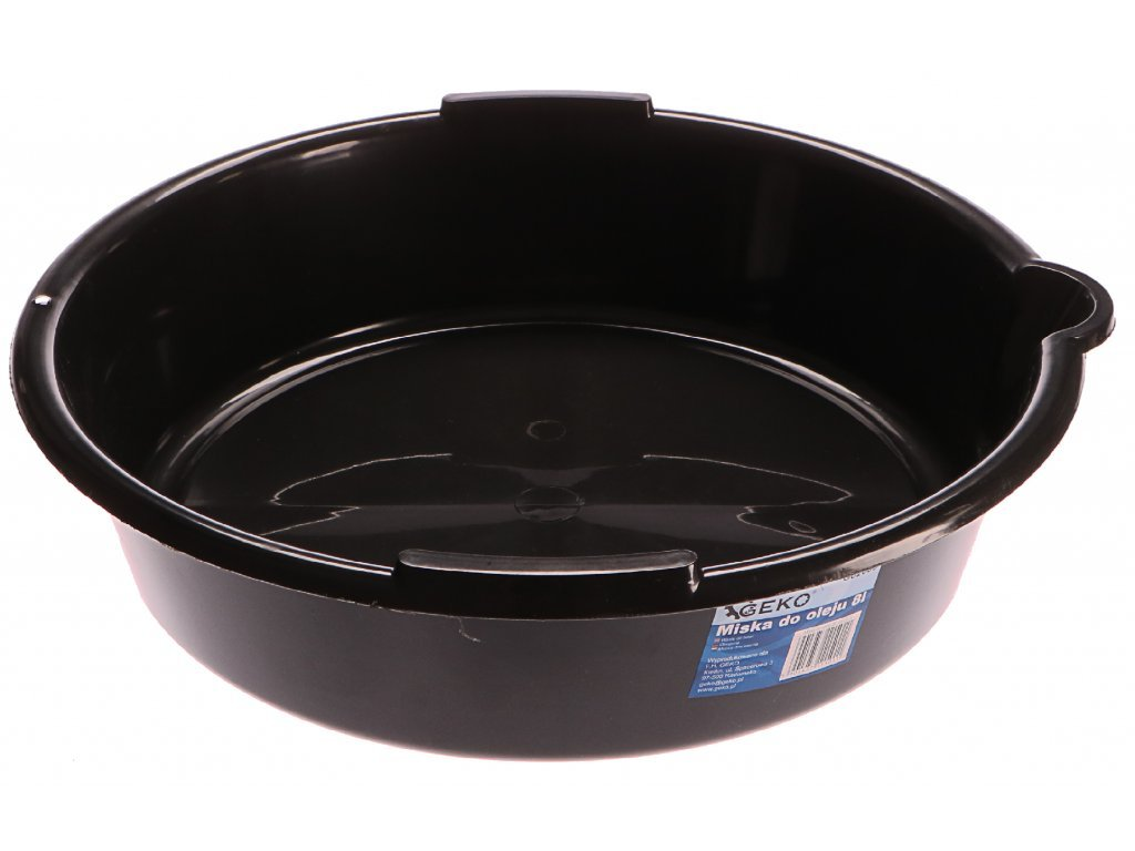 Plastová nádoba na oleje a kapaliny s výlevkou 14 l MG
