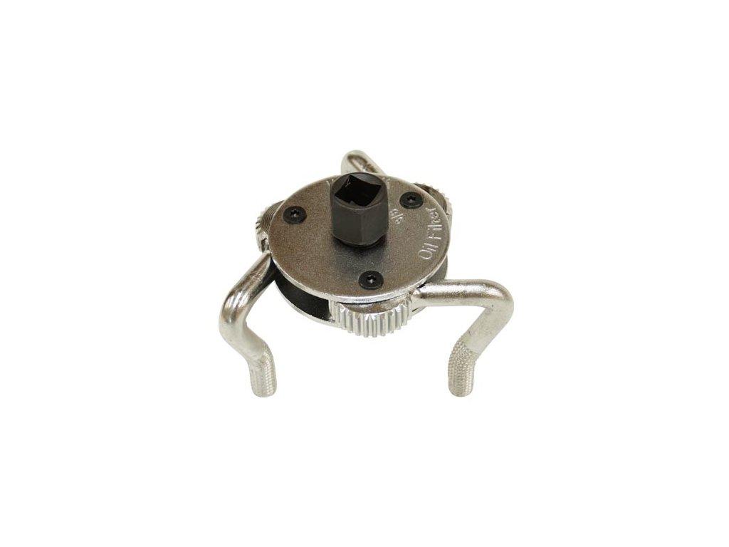 Samostavitelný tříramenný klíč na olejové filtry 70-120 mm VBV70120