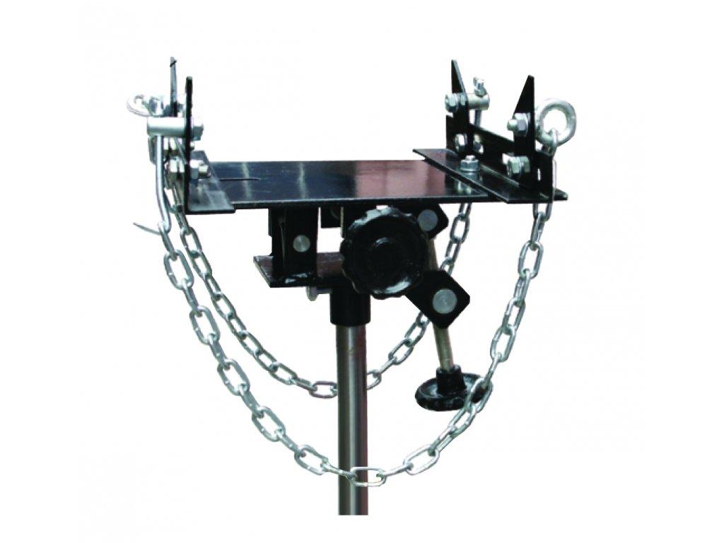 Montážní deska pro stojan motoru a převodovek (24mm)