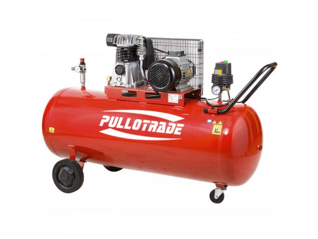 Průmyslový kompresor PT TOOLS 200L 3KW 400V