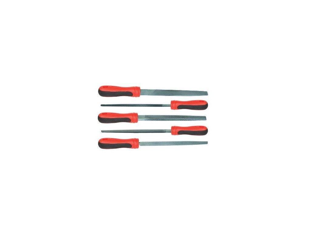 Pilníky 5ks 250mm VBV2186