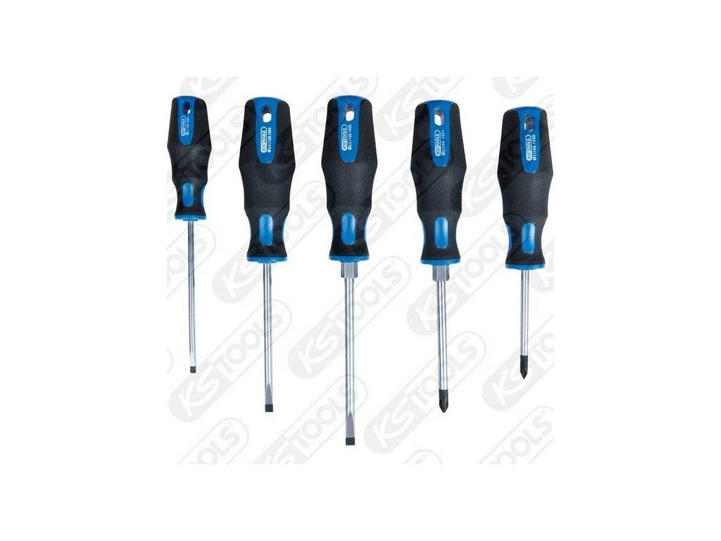 Sada šroubováků KS Tools 5-dílná