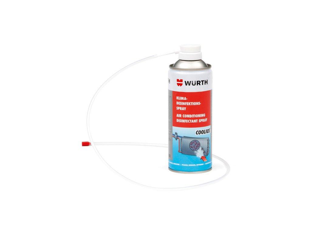 Dezinfekční sprej na klimatizace 300 ml Colius