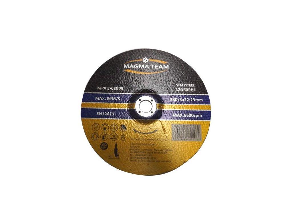 rezny-kotouc-na-ocel-230x3mm-magma-team