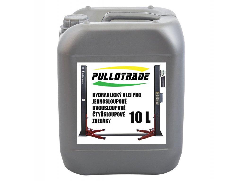 Hydraulický olej pro zvedáky 10L