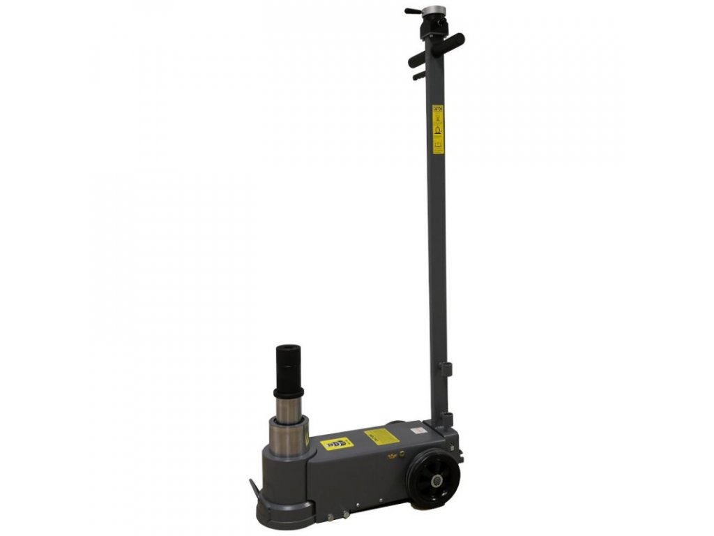 Pneumaticko-hydraulický zdvedák - 50t