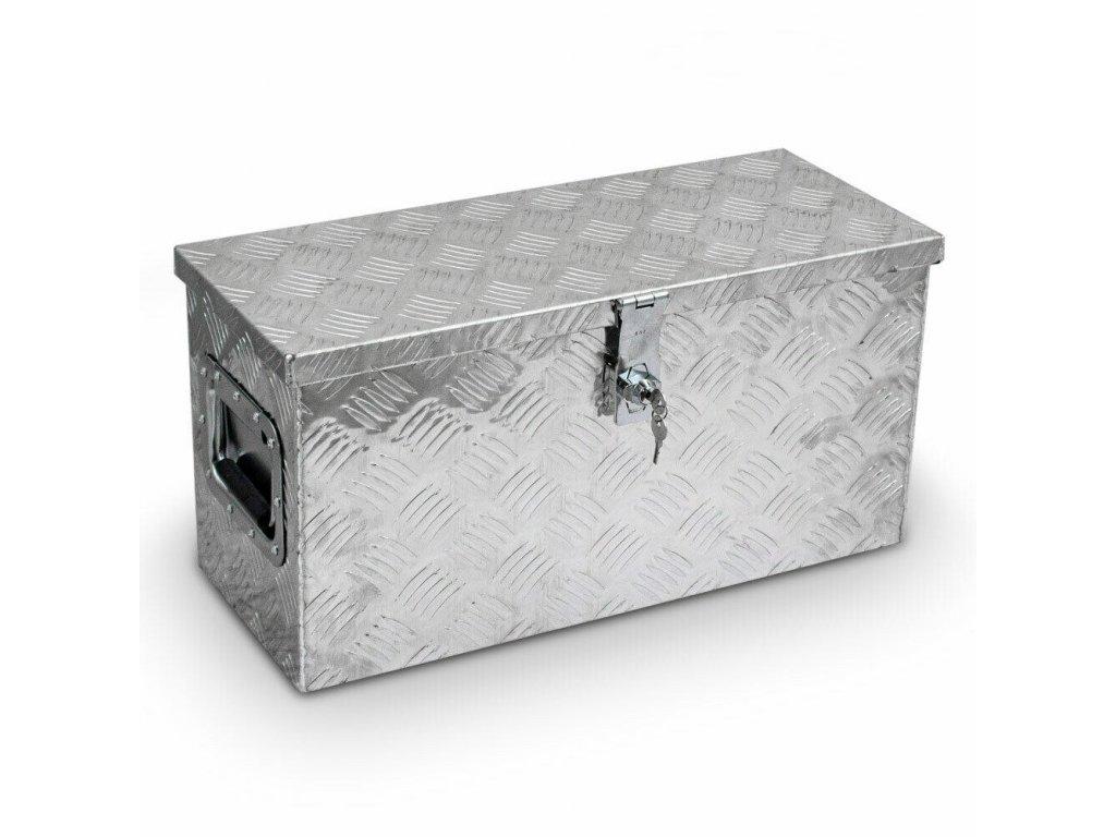 Hliníkový přepravní box 160 L