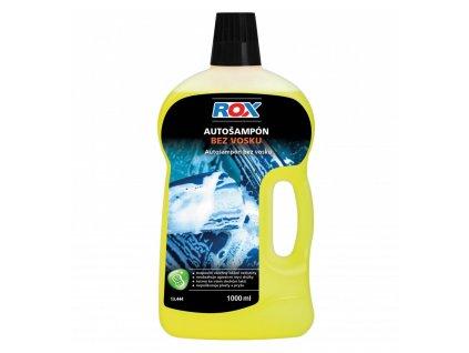 Autošampón bez vosku Rox 1l
