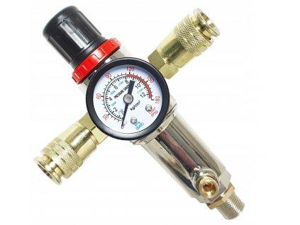regulator tlaku vzduchu se vzduchovym filtrem a odkalovacem 3 8