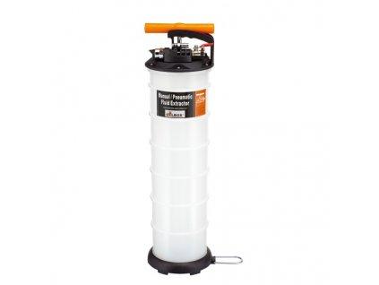 Univerzální odsávačka OM-11060, pneumatická i ruční 6 litrů 0658