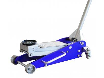 Pojizdný hydraulický zvedák 2,5t hliníkový (100-460mm)