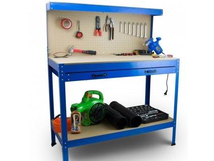 Dílenský pracovní stůl PULLOTRADE HD15823