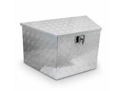 Hliníkový přepravní box 120 L