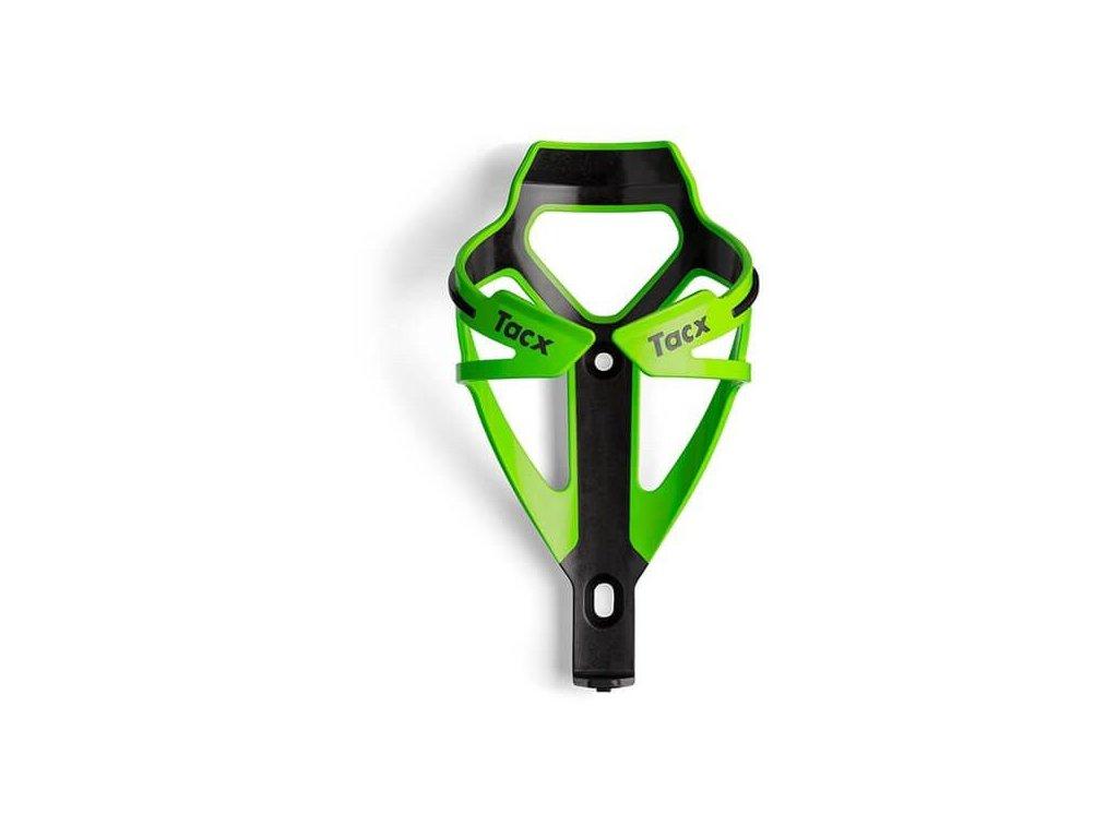 Tacx Deva držák/košík na lahev – Svítivě zelená