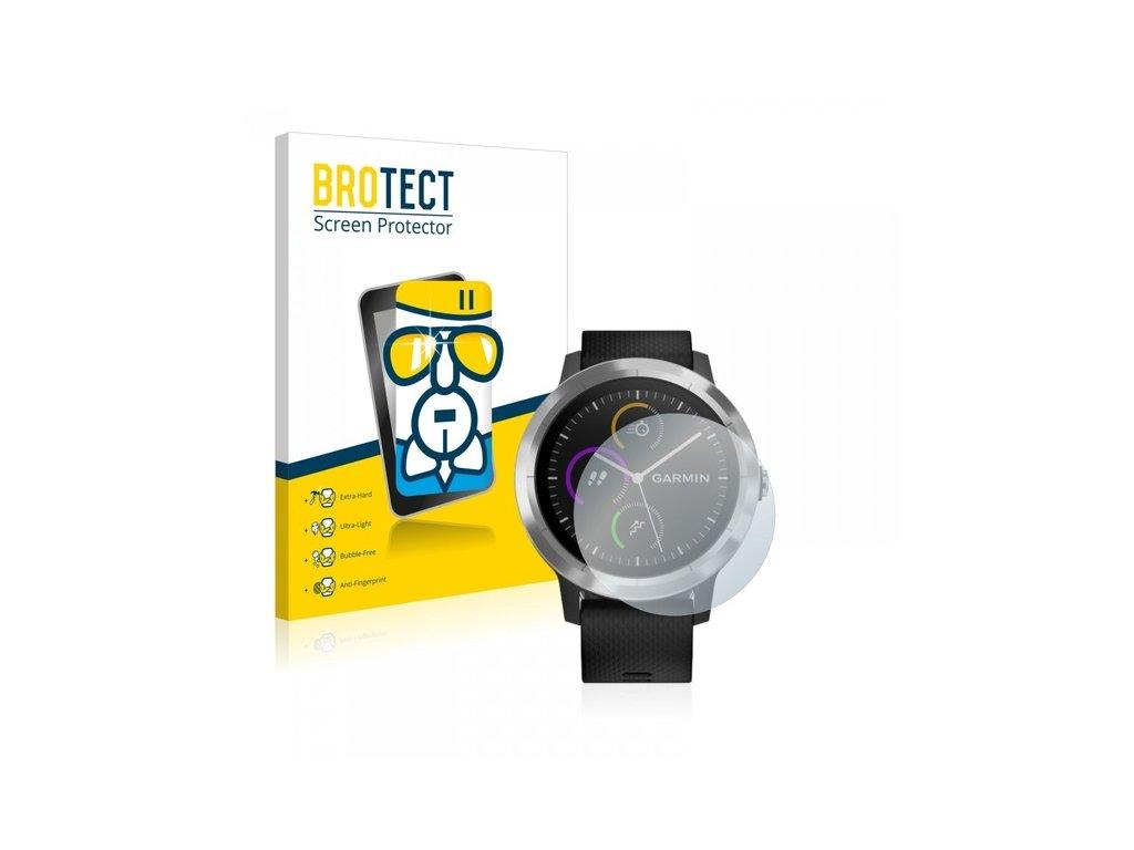 Ochranné tenké sklo pro Garmin Vivoactive3