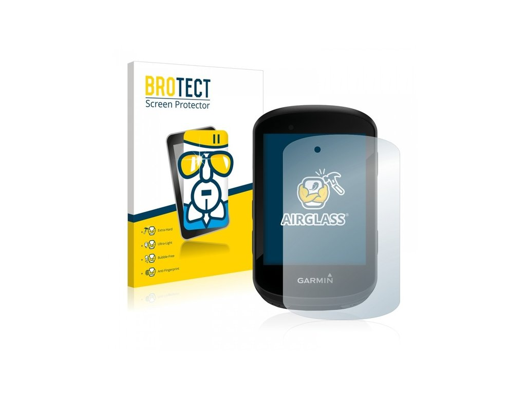 Ochranné tenké sklo pro Garmin Edge 530