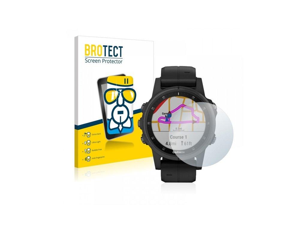 Ochranné tenké sklo pro Garmin Fenix5S Plus