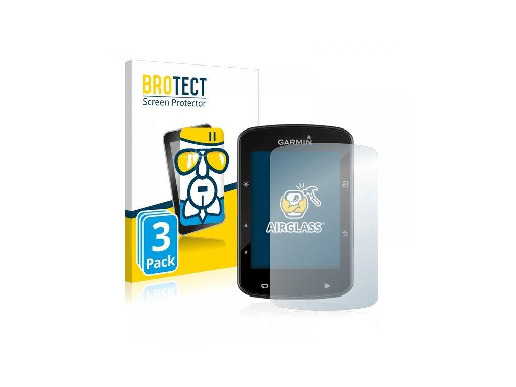 Ochranné tenké sklo pro Garmin Edge 520 Plus 3ks