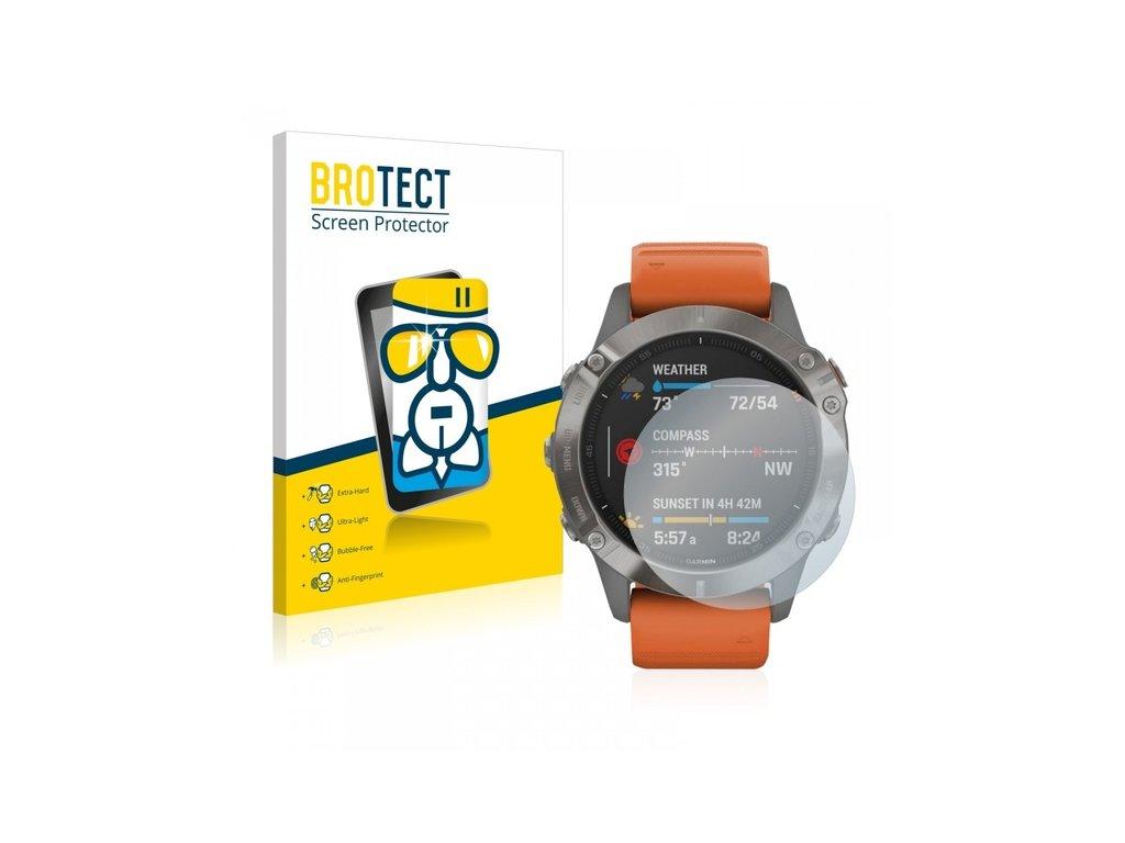 Ochranné tenké sklo pro Garmin Fenix6