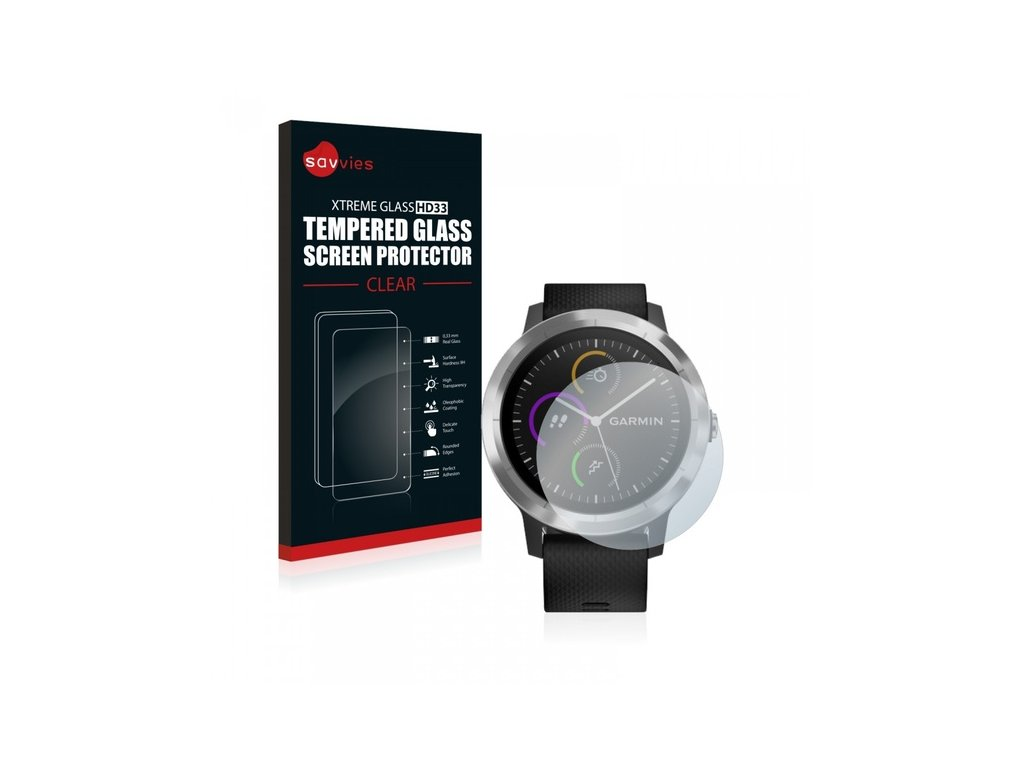 Ochranné sklo pro Garmin Vivoactive 3