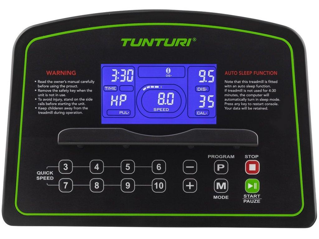 Běžecký pás TUNTURI Cardio Fit T35  + Servis u zákazníka + Dárek