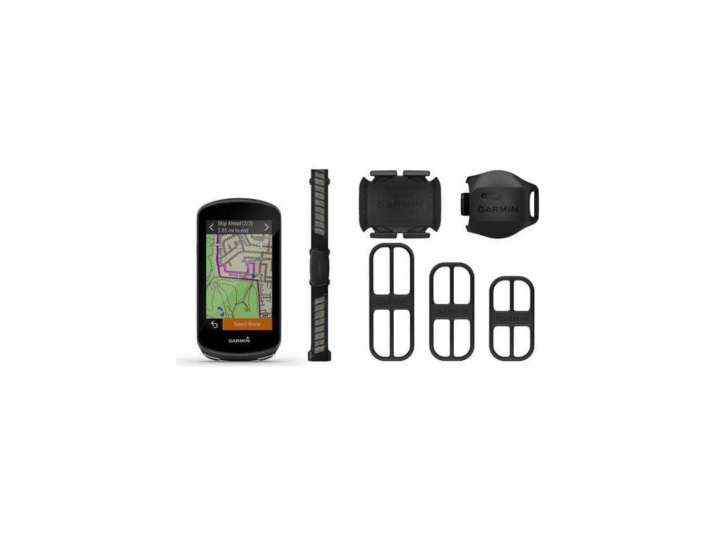 Garmin Edge 1030 Plus PRO Sensor Bundle  Produkt z CZ distribuce s ovládáním v ČJ + Varia radar 315 ZDARMA