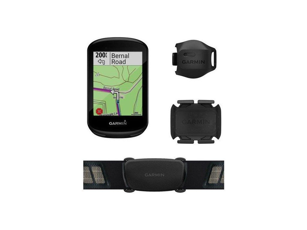 Garmin Edge 830 PRO Sensor Bundle  Produkt z CZ distribuce s ovládáním v ČJ + tvrzené sklo na displej ZDARMA