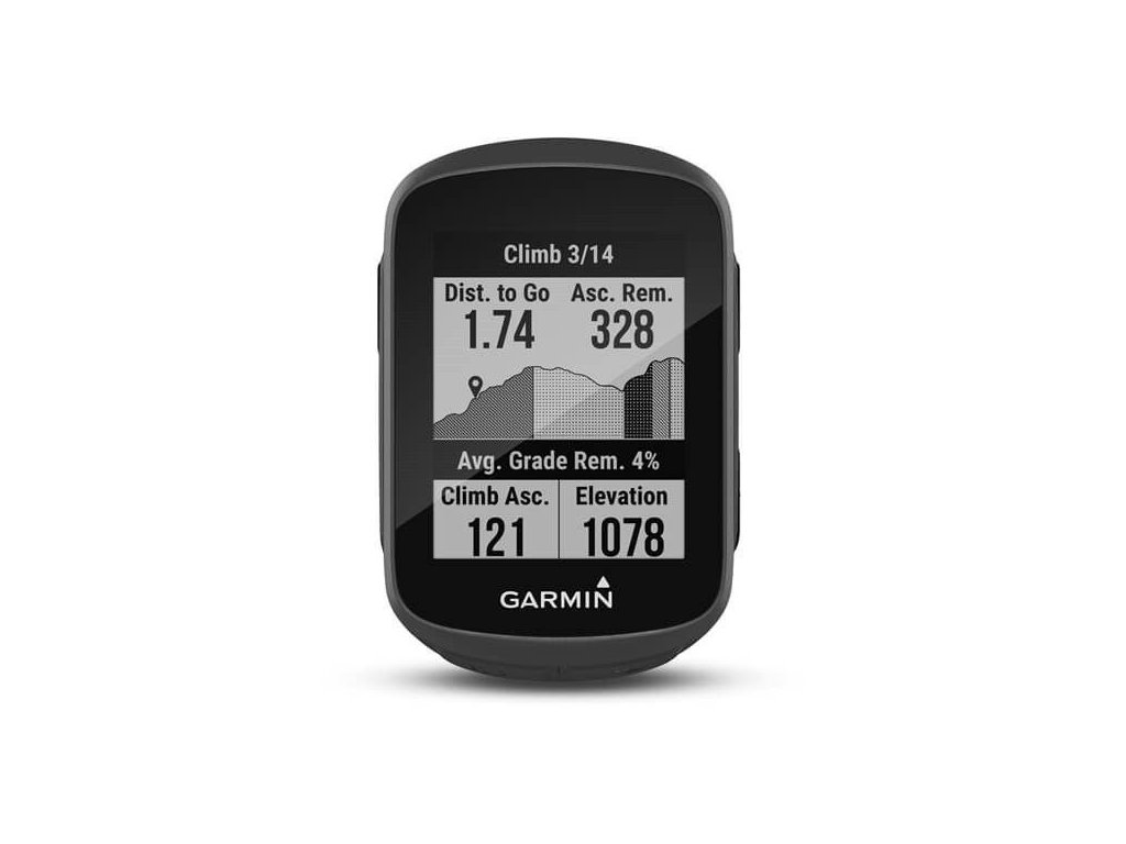 Garmin Edge 130 Plus MTB Bundle  Produkt z CZ distribuce s ovládáním v ČJ + tvrzené sklo na displej ZDARMA
