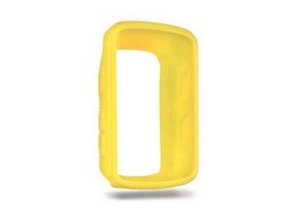 Pouzdro silikonové pro Edge 520, žluté