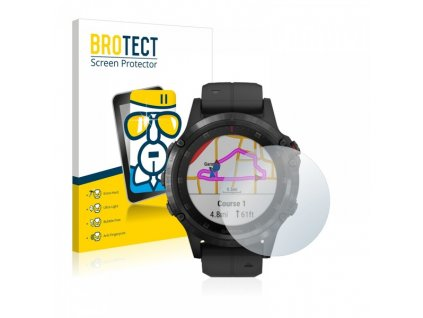 Ochranné tenké sklo pro Garmin Fenix5 Plus