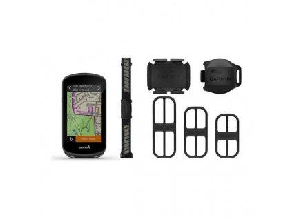 Garmin Edge 1030 Plus PRO Sensor Bundle  Produkt z CZ distribuce s ovládáním v ČJ + Ochranné sklo zdarma