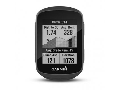 Garmin Edge 130 Plus  Produkt z CZ distribuce s ovládáním v ČJ + tvrzené sklo na displej ZDARMA