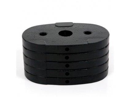 FINNLO MAXIMUM Přídavné závaží 22,5 kg pro M1