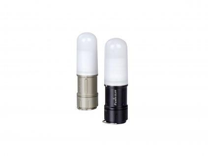 Minilucerna Fenix CL09 - šedá