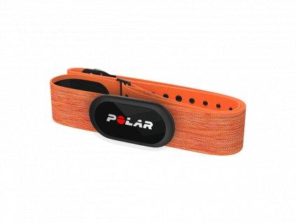 POLAR H10+ hrudní snímač TF oranžový, vel. M-XXL