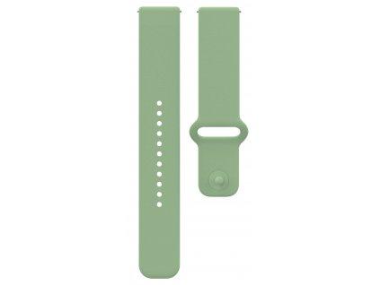 Polar Unite accessory silicone wristband mint