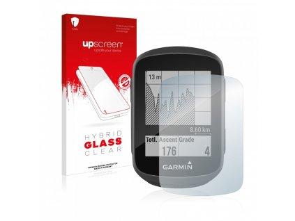 Hybridní ochranné sklo 9H pro Garmin Edge 130