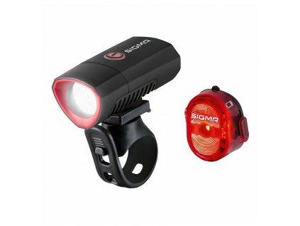 Světlo na kolo Sigma Buster 300+Nugget II.Flash