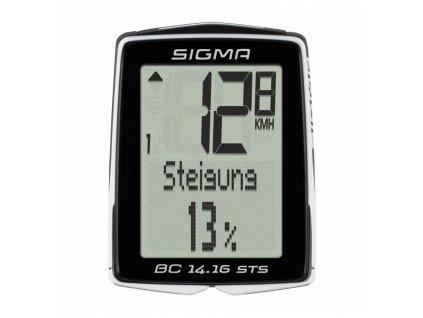 Cyklopočítač Sigma BC 14.16 STS